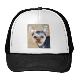 Yorkshire Terrier Trucker Hat