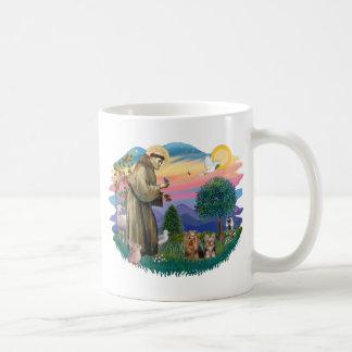 Yorkshire Terriers (two) Coffee Mug