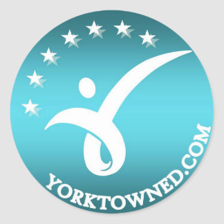 Yorktown Education Stickers