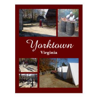 Yorktown (Virginia) Postcard
