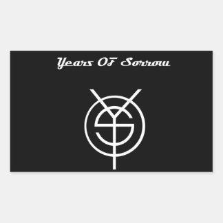 YOS sticker