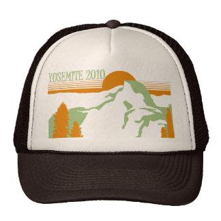 Yosemite 2010 trucker hat