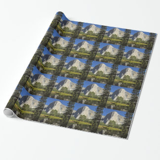 Yosemite 2 wrapping paper