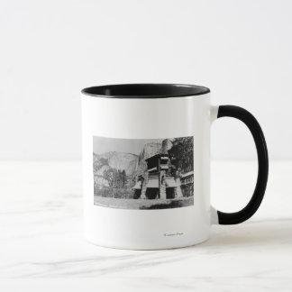 Yosemite, CA - The Ahwahnee Lodge and Valley Mug
