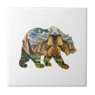 Yosemite Calls Tile