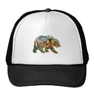 Yosemite Calls Trucker Hat