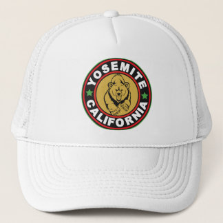 Yosemite Circle Logo Trucker Hat