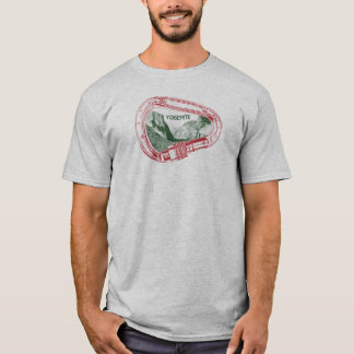 Yosemite Climbing Carabiner T-Shirt