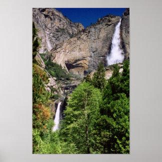 Yosemite Falls 2002 Poster