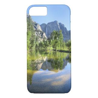 Yosemite Falls from Merced River - Yosemite Valley iPhone 8/7 Case
