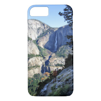 Yosemite Falls from the Four Mile Trail - Yosemite iPhone 8/7 Case