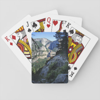 Yosemite Falls from the Four Mile Trail - Yosemite Playing Cards