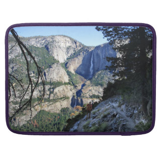 Yosemite Falls from the Four Mile Trail - Yosemite Sleeve For MacBook Pro