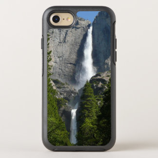 Yosemite Falls II from Yosemite National Park OtterBox Symmetry iPhone 8/7 Case