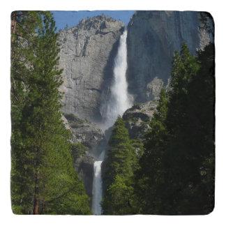 Yosemite Falls II from Yosemite National Park Trivet