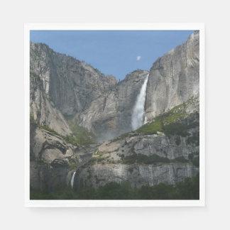 Yosemite Falls III from Yosemite National Park Paper Napkin