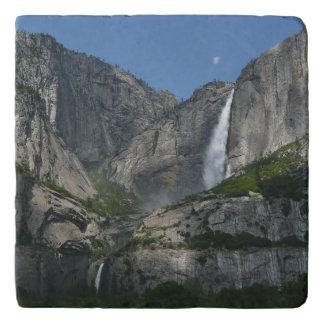 Yosemite Falls III from Yosemite National Park Trivet