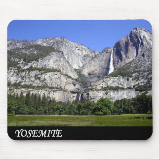 Yosemite Falls Mouse Mat