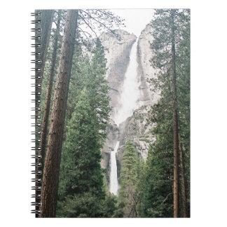 Yosemite Falls Note Book