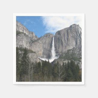 Yosemite Falls Paper Napkin