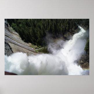 Yosemite Falls Posters