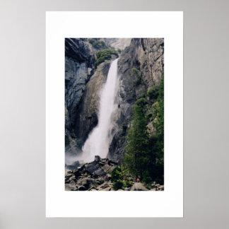 Yosemite Falls, Yosemite National Park, California Poster