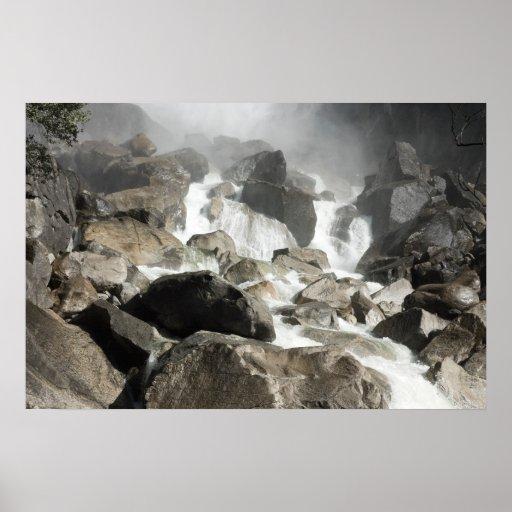 Yosemite Flow Posters