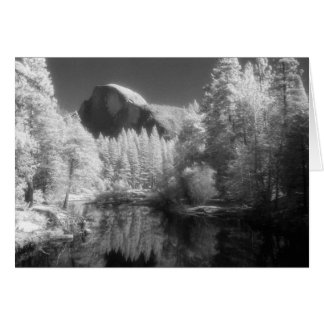 Yosemite Half Dome Card