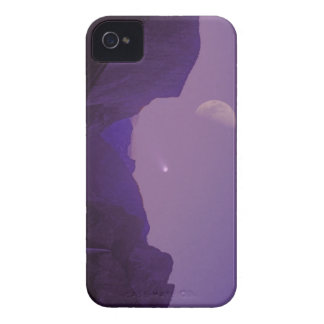 yosemite half dome hale bopp moon sunset iphone4 iPhone 4 cases