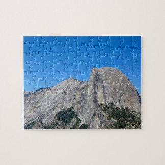 Yosemite Half Dome Jigsaw Puzzle