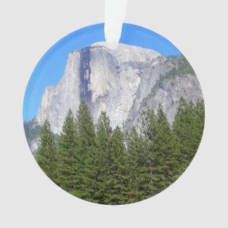 Yosemite Half Dome Ornament