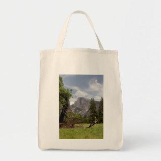 Yosemite Halfdome Tote Bag