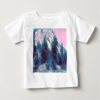 Yosemite in Pink Baby T-Shirt