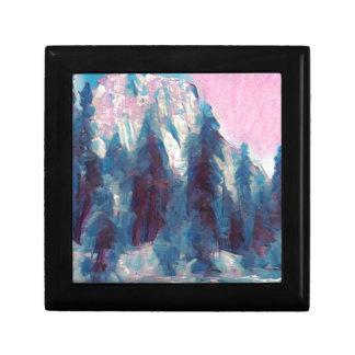 Yosemite in Pink Gift Box