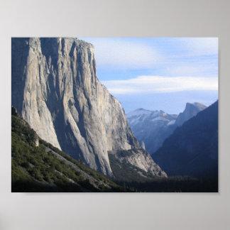 Yosemite Landscape Print