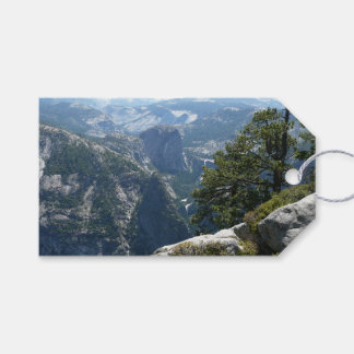 Yosemite Mountain View in Yosemite National Park Gift Tags