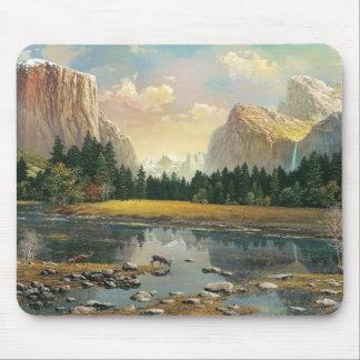 Yosemite Mouse Pad