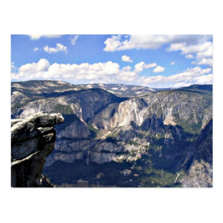 Yosemite National Park (B) Postcard