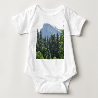 Yosemite National Park Baby Bodysuit