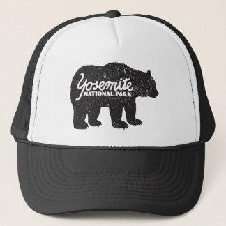 Yosemite National Park Bear Logo Hat