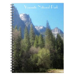 Yosemite National Park (C) Notebooks