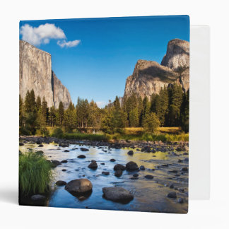 Yosemite National Park, California Binders