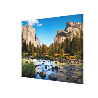 Yosemite National Park, California Canvas Print
