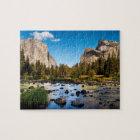 Yosemite National Park, California Jigsaw Puzzle