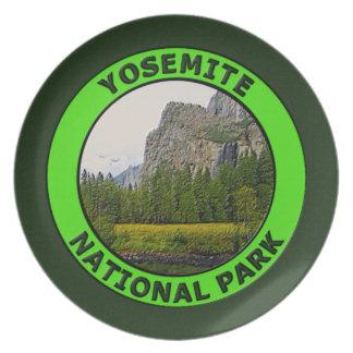 Yosemite National Park, California Plates