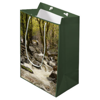 Yosemite National Park Gift Bag - Flowing Stream