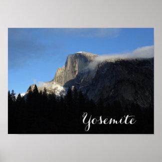 Yosemite National Park Half Dome photo print