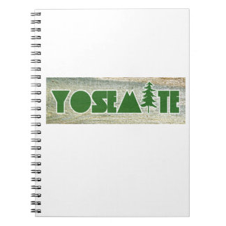 Yosemite National Park Notebook