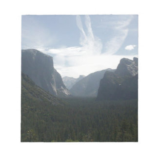 Yosemite National Park Notepad