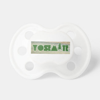 Yosemite National Park Pacifier